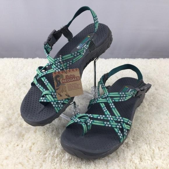 73810d335d0b Skechers Reggae Loopy Sporty Sandals